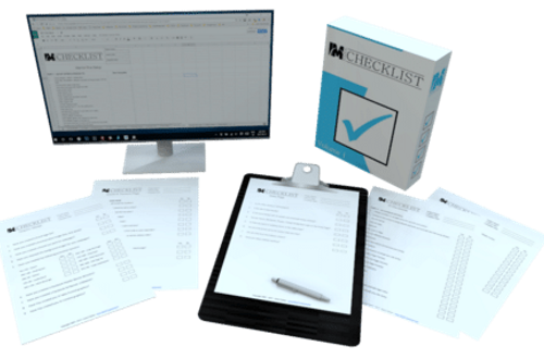 IM Checklist Review – Over 371 Marketing Checklists 3