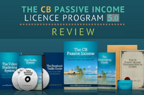 CB Passive Income Version 5.0 Review 1