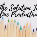 The Solution To Online Productivity