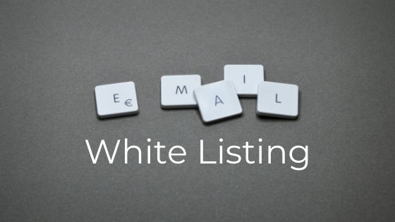 Email White Listing Guide